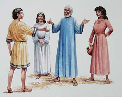 L18-6: Why did God allow Jacob to marry two sisters (Rachel
